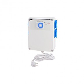 Temporizador electrico GSE 4x600W