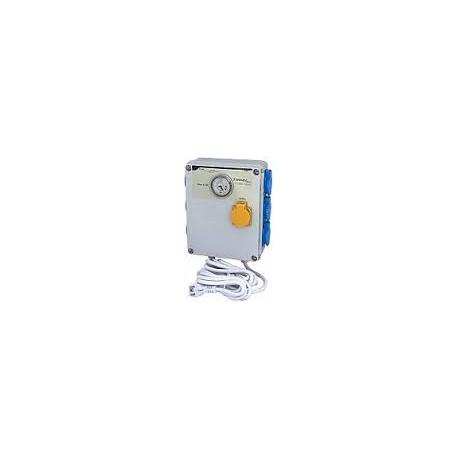 Temporizador electrico GSE 6x600w + heating