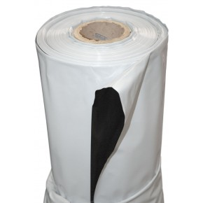 Plastico reflectante Blanco y Negro galga 600 (2m x 100m)