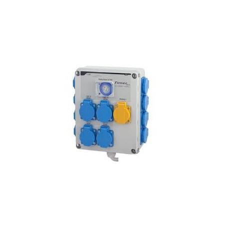 Temporizador  electrico GSE 12x600w + heating