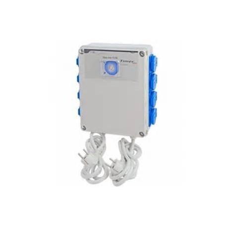 Temporizador electrico GSE 8x600w
