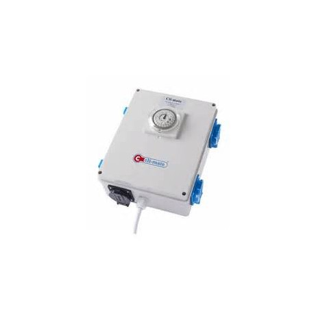 Temporizador electrico Cli-mate 4x600w