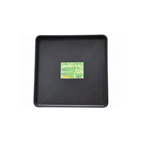Bandeja Garland 120x120x12cm negro