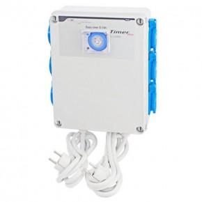 Temporizador electrico GSE 6x600w