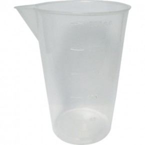 Vaso medidor 250 ml (10uni.)