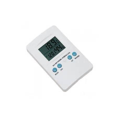 Termohigrometro MAX-MIN digital Cornwall sin sonda