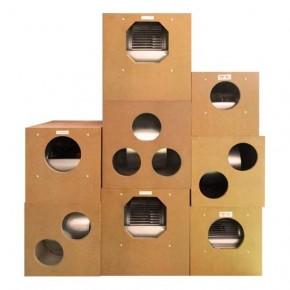 Caja Extraccion Cyclone 5000m3