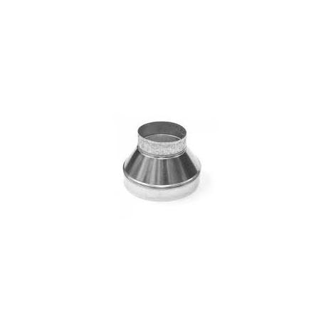 Acople reduccion metalica    125/150