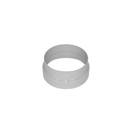 Acople reduccion metalica 125/250