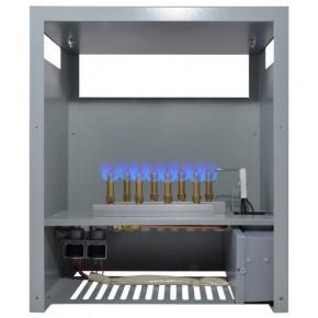 Generador Co2 Propano 8  Quemadores