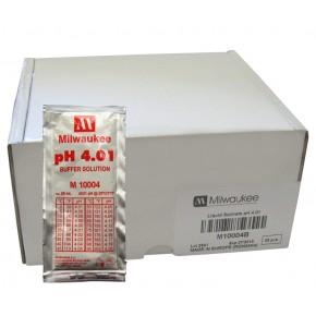 Liquido calibrador  PH 4.01 Miwaukee  20ml (25 sobres)