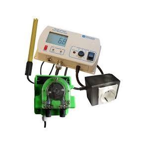 Controlador EC con bomba dosificadora